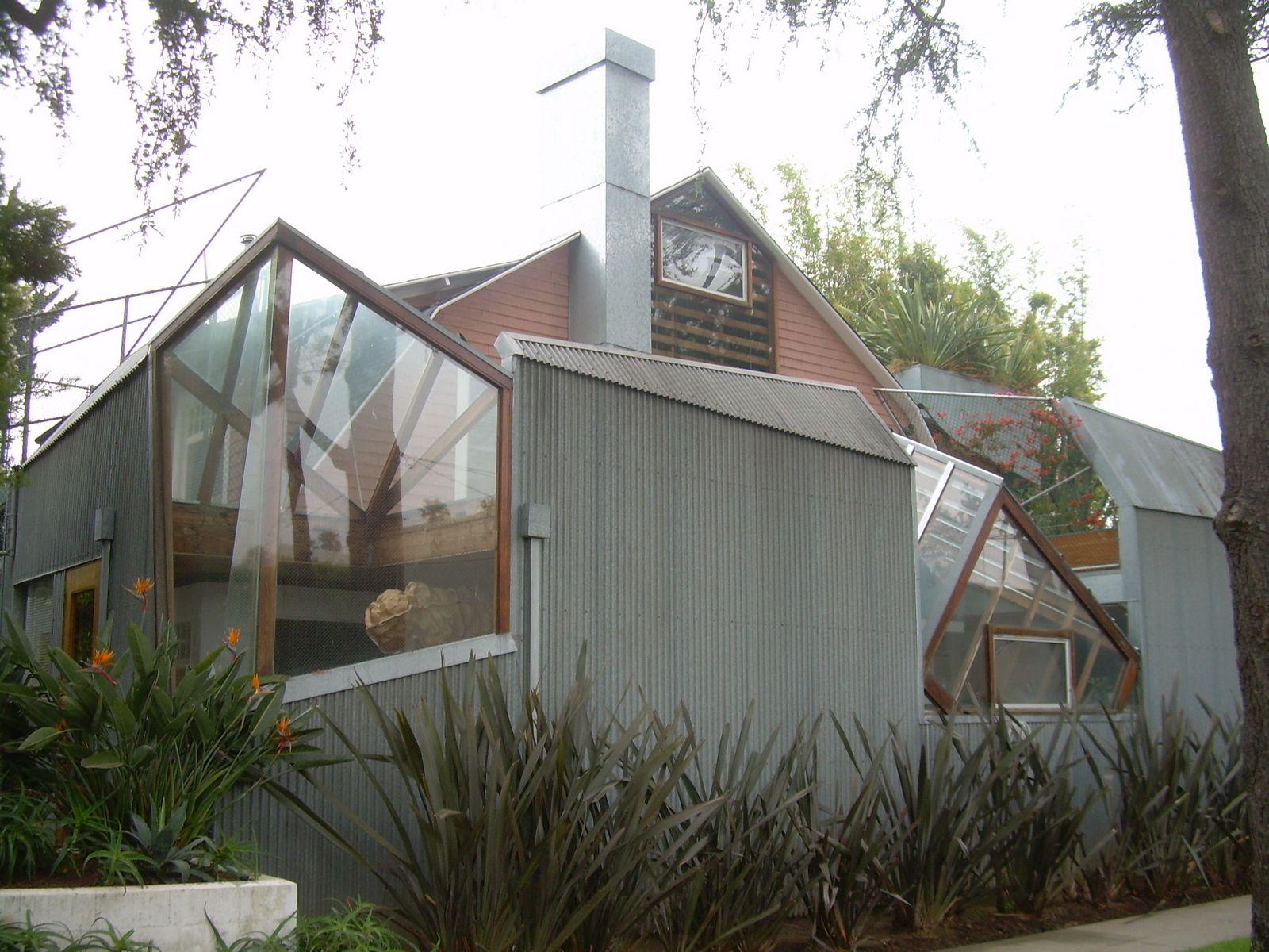 Gehry House Santa Monica California U S Aeworldmap