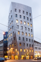 Gehry-Tower_office_building_Goethestrasse_Reuterstrasse_Mitte_Hannover_Germany