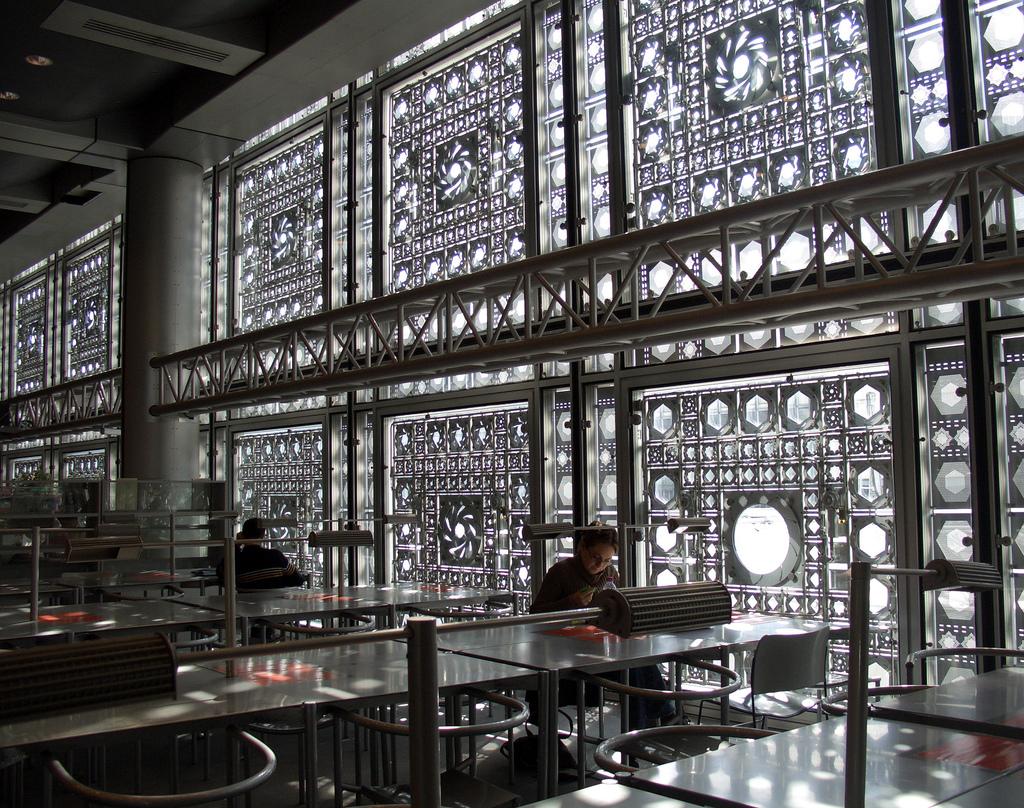 Arab world institute paris france aeworldmap com for Jean nouvel design