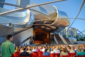 Cultural : Performance Spaces : Concert Halls : Outdoor Public Spaces : Pavilions : Parks