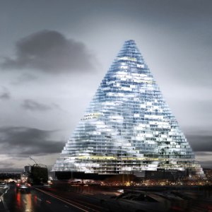 projet triangle