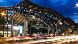 Southern Cross Station-Melbourne