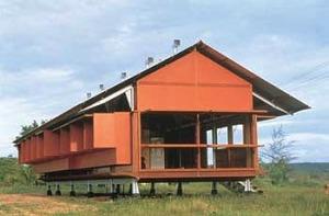 The Marika-Alderton House