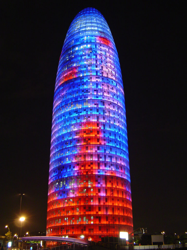Media for torre agbar openbuildings - Arquitectura barcelona ...