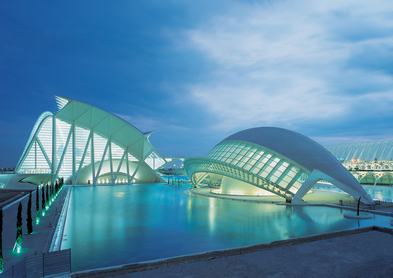 Valent Spire By Santiago Calatrava