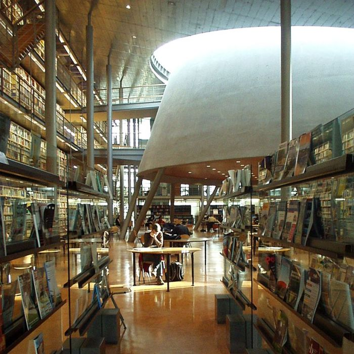 delft-university-library