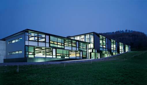 Baar Switzerland  city photos : Production and Office Facility – Baar, Switzerland » production