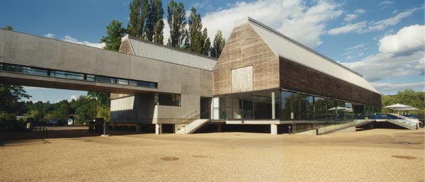 River And Rowing Museum Oxfordshire England U K