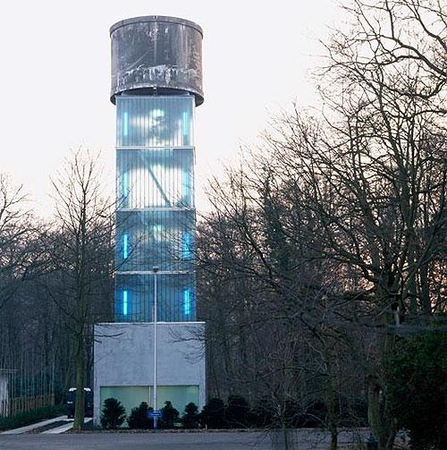 Water Tower House Brasschaat Belgium Aeworldmap Com