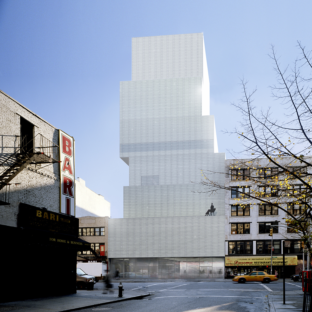 New museum of contemporary art new york city new york for Materiel culture interieur