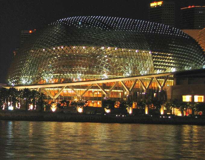 Esplanade night « AEWORLDMAP.COM (1647 posts)