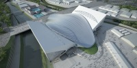 Aquatics Centre design