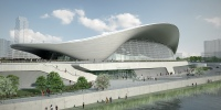 Aquatics Centre in legacy