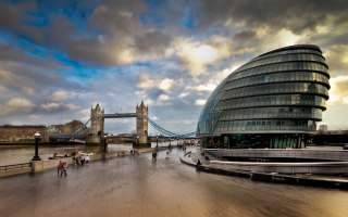 London City Hall Photos and Wallpapers 03