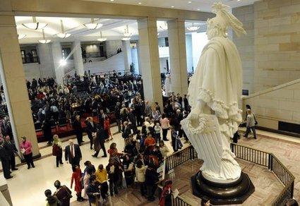 AP Capitol Visitor Center