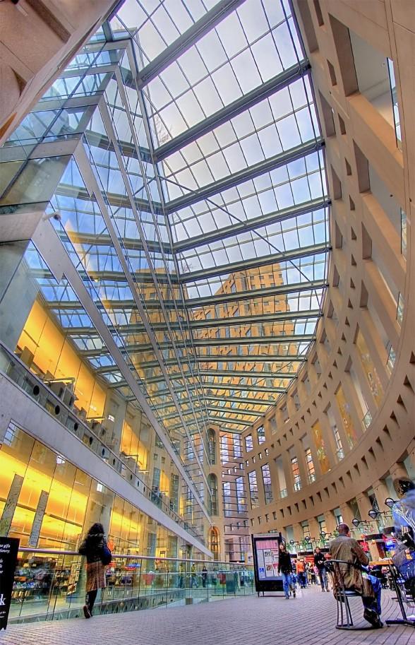 Vancouver Library Square Central Library Interior Design 588 913 Aeworldmap Com 2 110 Posts