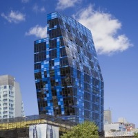 blue residential tower 1