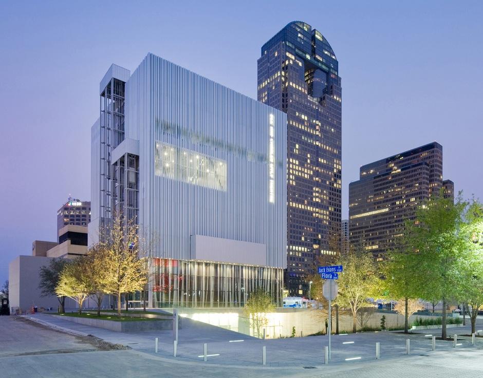 Dee Amp Charles Wyly Theatre Dallas Texas U S