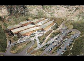 SLC Museum Aerial