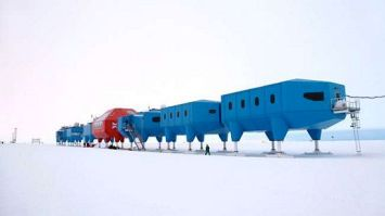 Halley-VI-Antarctic-research-station