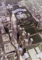 Ping An Finance Center render