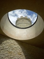 Round-Tower-House skylight