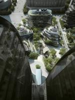Chaoyang Park Plaza Rendering 2