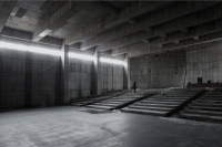 Concrete Church - Interior