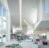 Library in Anzin pic 2