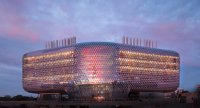 SAHMRI Sunset View