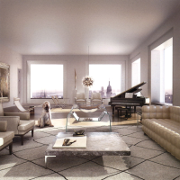 living_room_432_park_ave_condo