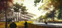 02_View_of_Entery_Plaza__Image_Courtesy_of_HAEAHN_Architecture_and_H_Architecture