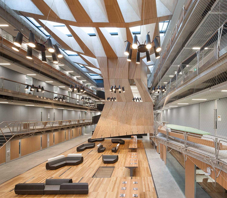 Melbourne school of design melbourne australia for University of melbourne landscape architecture