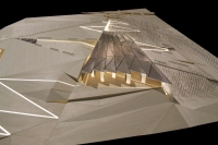 Egyptian Museum model