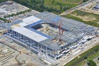 Nouveau Stade Bordeaux Construction
