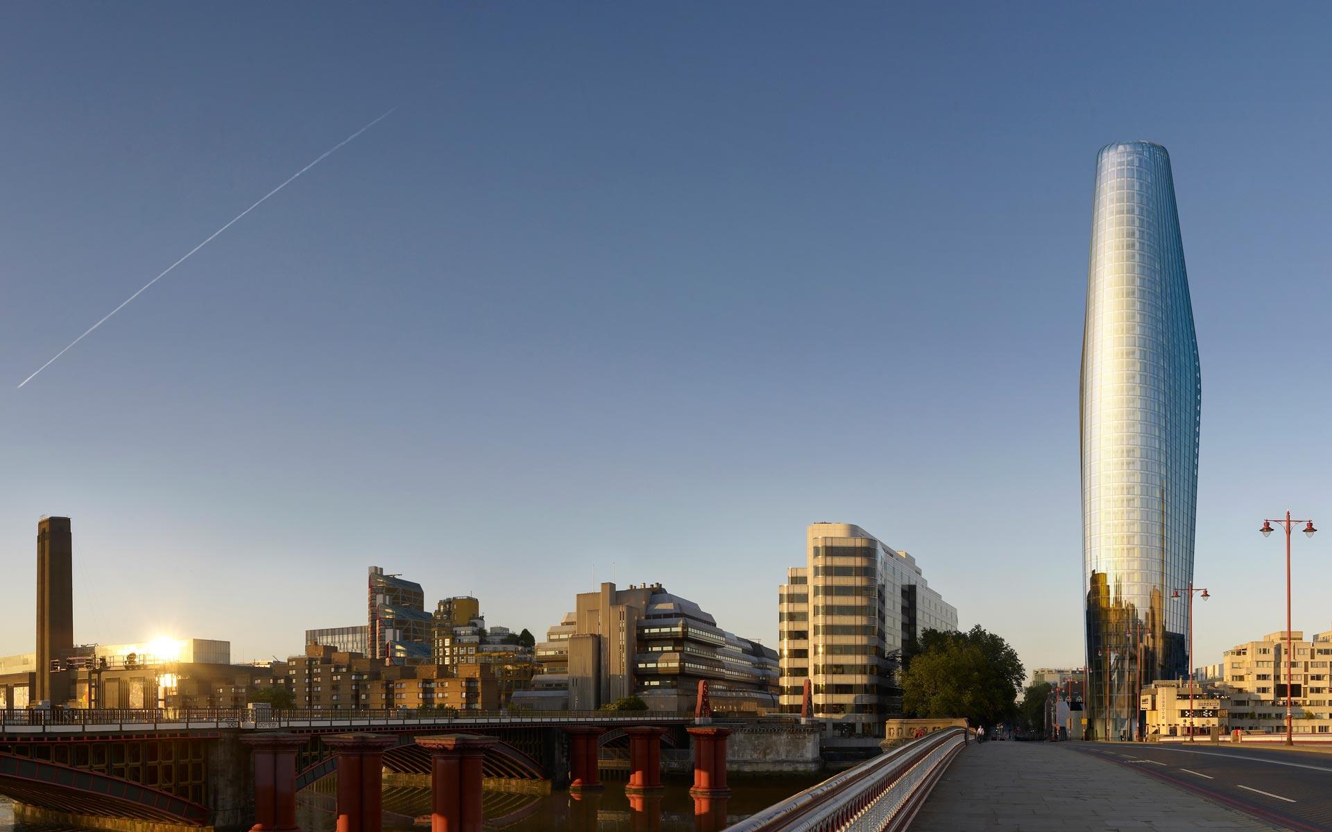 One Blackfriars London England U K Aeworldmap Com 2 110 Posts