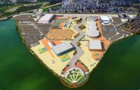 Rio Olympic Park Master Plan Bay View