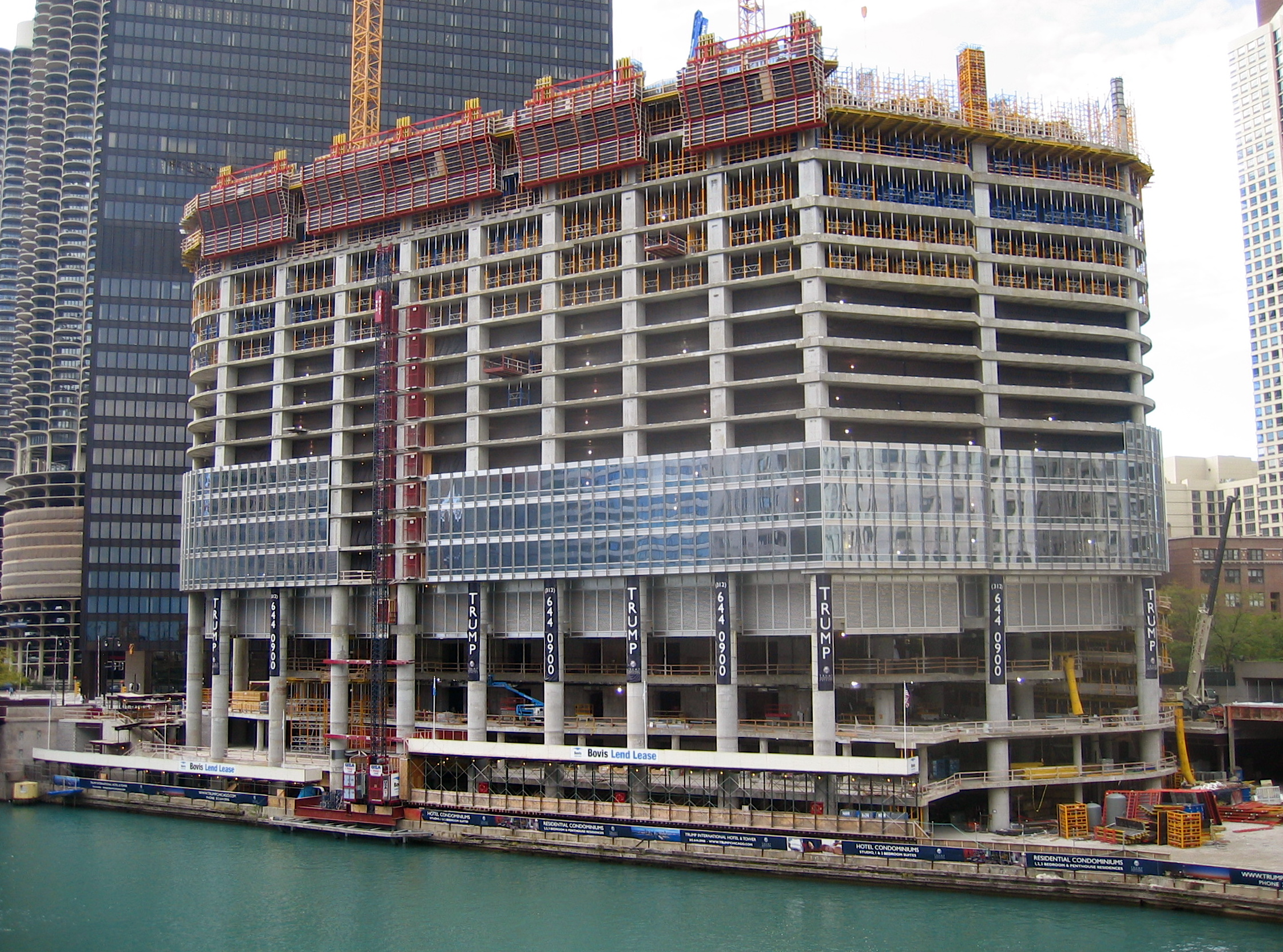trump international hotel and tower  u2013 chicago  illinois  u