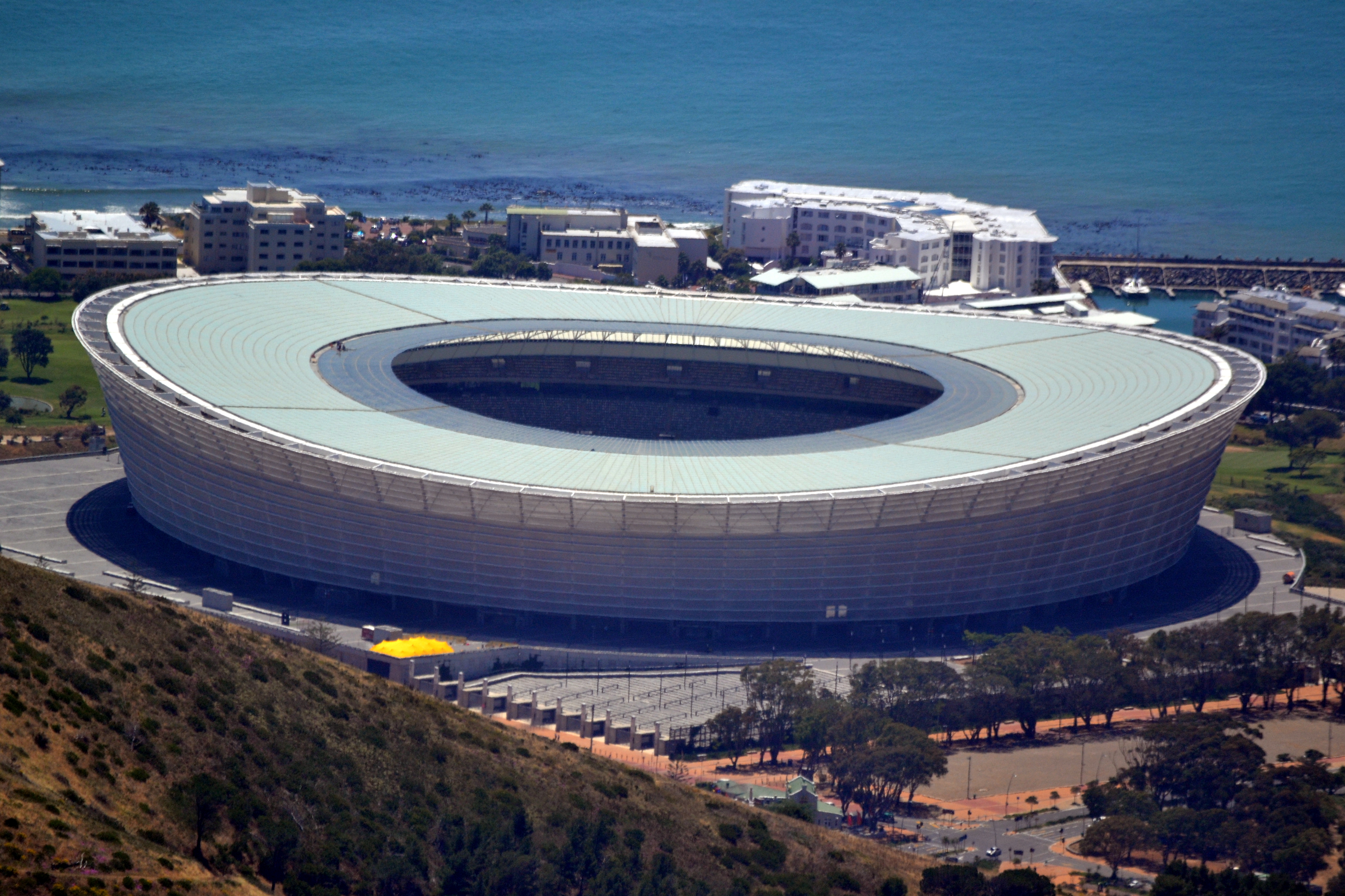 Cape Town Stadium – Cape Town, South Africa | AEWORLDMAP.COM (over 2,400 posts)