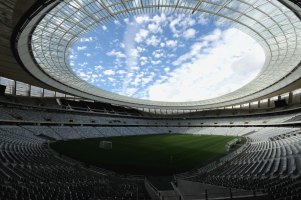 FIFA Inspection Tour: Cape Town Stadium
