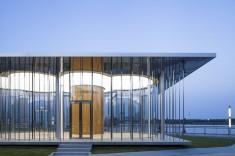 Cloud Pavilion exterior