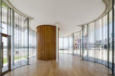 Cloud Pavilion Interior