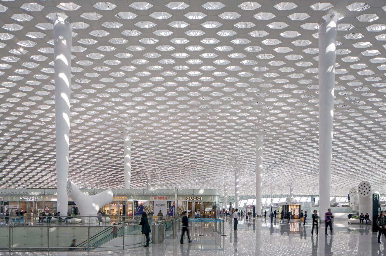 Bao U2019an International Airport Terminal 3  U2013 Shenzhen  China