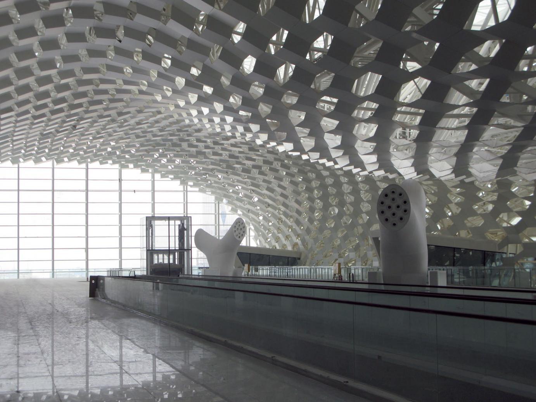 Bao An International Airport Terminal 3 Shenzhen China