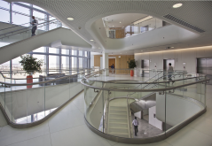 IRENA HQ Interior