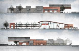 HEB elevations