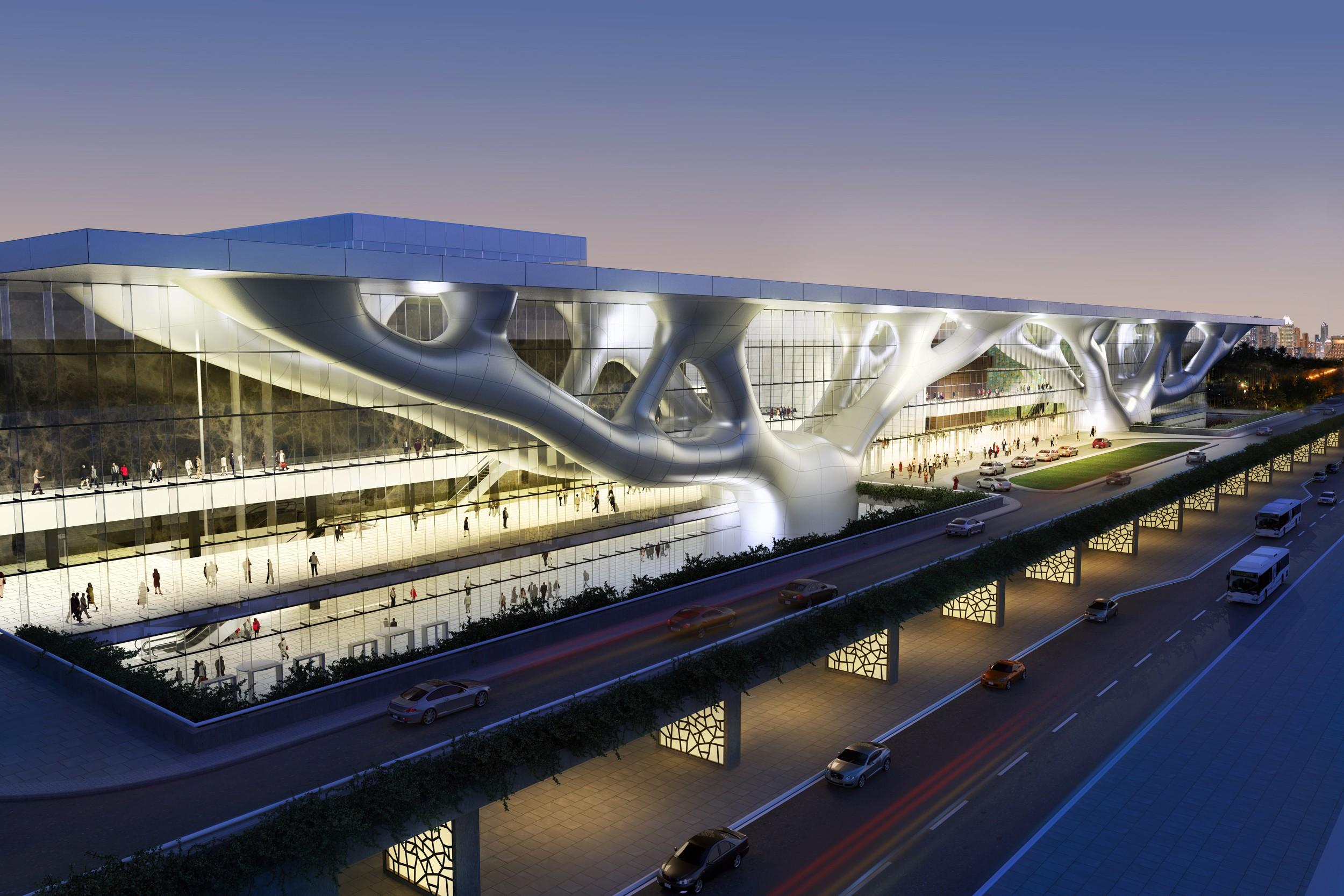 Qatar National Convention Centre Doha Qatar
