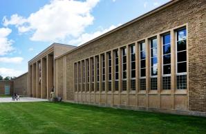 cranbrook back facade