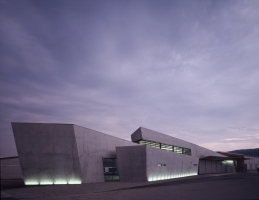vitra fire station image 1