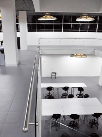 Habitat ITESM interior